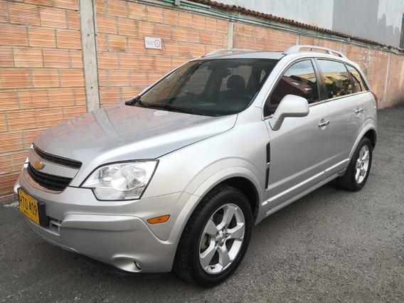 Chevrolet Captiva 3.0cc Platino