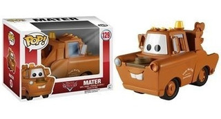 Funko Pop Cars - Mater #129 Original Nuevo