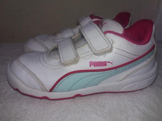 Tenis Infantil Puma N. 23 Original