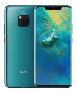 Celular Huawei Mate20 Pro Verde 8ram/256gb P Entrega Marcas