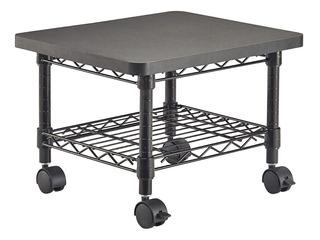 Mueble Repisa Resistente Oficina Para Impresora Acero Safco3