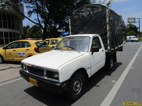 Chevrolet Luv Estacas