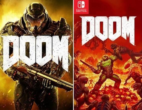 Doom (2016) - Pc Mídia Digital