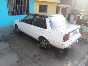 Toyota Corolla Sedan 1983(cambio X Automatico Nissan Toyota