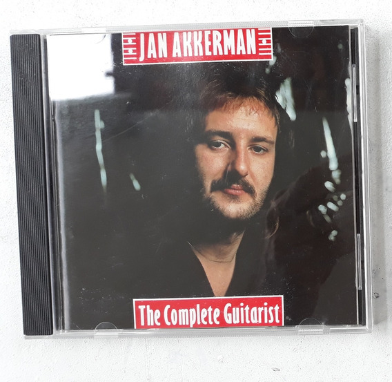 Cd Jan Akkerman - The Complete Gutarist