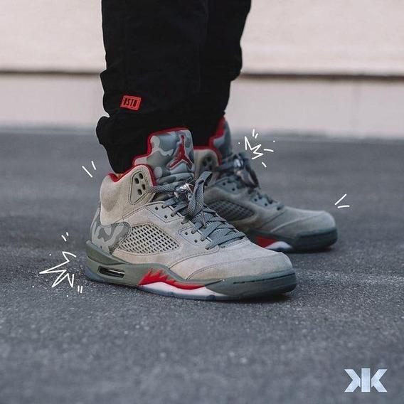 Zapatillas Nike Jordan Retro 5 Camo