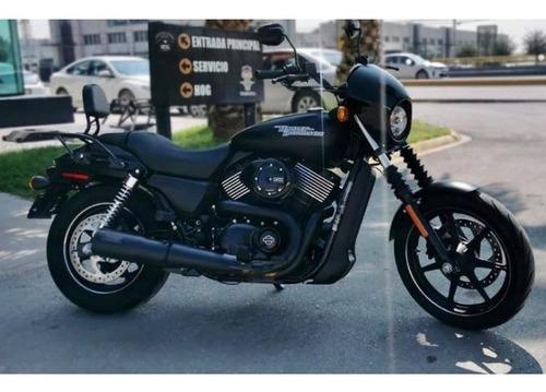 Imagen 1 de 8 de Harley-davidson Street 750