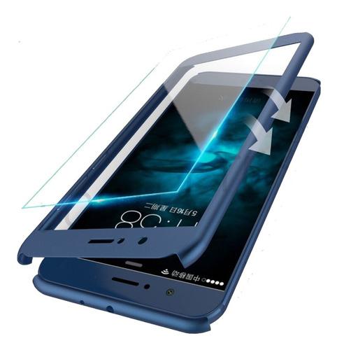 Huawei Mate 10 Lite Carcasa 360 º + Vidrio Entrega Inmediata