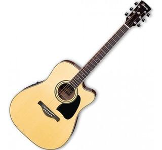 Guitarra Electroacustica Ibanez Aw70ece Nt