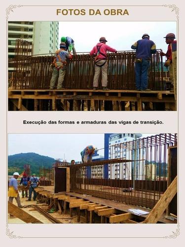 Apto Em Construção Em Itajai No Bairro Fazenda - A3489 - 3390909