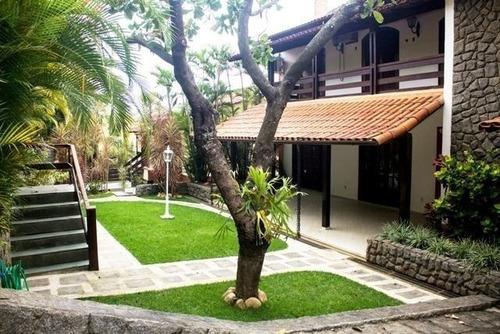 Casa Com 4 Dormitórios À Venda Por R$ 1.500.000,00 - Piratininga - Niterói/rj - Ca0509