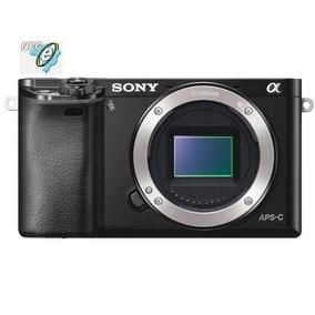 Sony Alpha A6000 Mirrorless Câmera Digital 24.3mp, Corpo