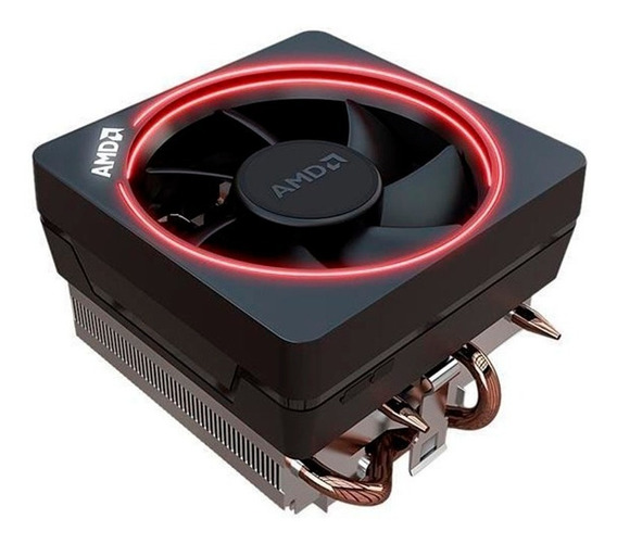 Cooler Original Amd Wraith Max Cooler Led Rgb Am4 Am3+ Fm2+