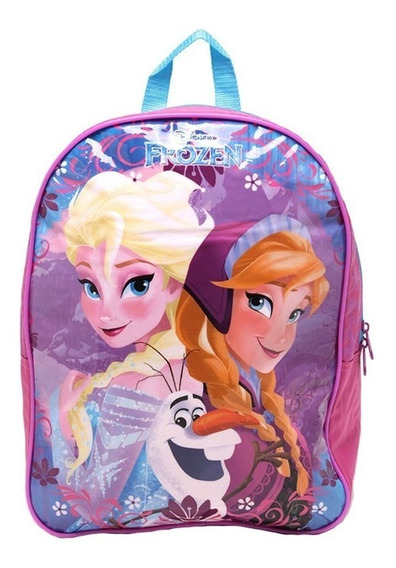 Mochila Frozen Anna E Elsa Dermiwil
