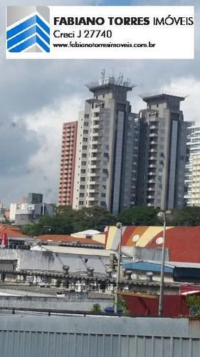 Apartamento Para Venda Em São Bernardo Do Campo, Centro, 1 Dormitório, 1 Banheiro - 1700_2-784948