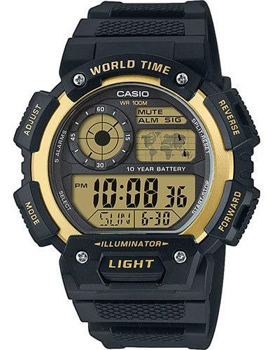 Reloj Casio Ae-1400wh-9avcf