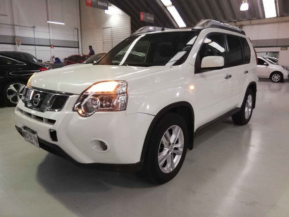 Nissan X Trail 2014 5p Advance L4/2.5 Aut Piel