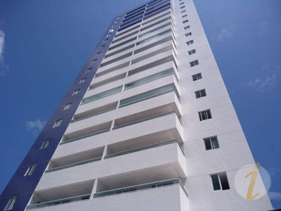 Apartamento Residencial À Venda, Jardim Oceania, João Pessoa - Ap6322. - Ap6322