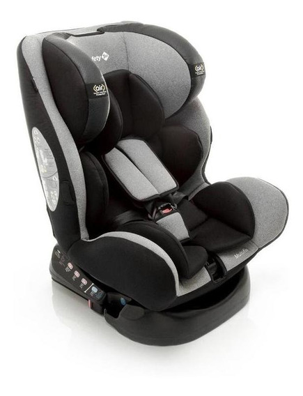 Cadeira Auto Safety 1st Multifix 0 A 36kg Grey Urban