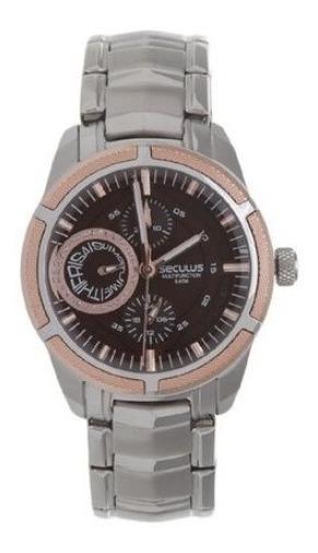 Relógio Feminino Seculus 48064lpsgga1