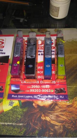 Bulk-ink Ecotank Hp Pro 6230 6812 6815 6830 6835 Usado