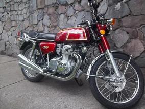 Honda Cb350 Four 1973 Como Nueva