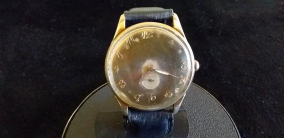 Antigo Relógio De Pulso Masculino Longlife 1950 Corda