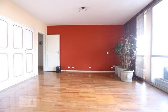 Apartamento Para Aluguel - Higienópolis, 3 Quartos, 270 - 893054303