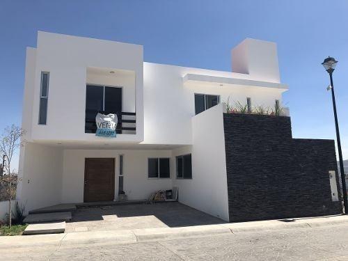 Imagen 1 de 29 de Preciosa Casa En Mirador Del Campanario, Vista Espectacular, Roof Garden,  4 Rec