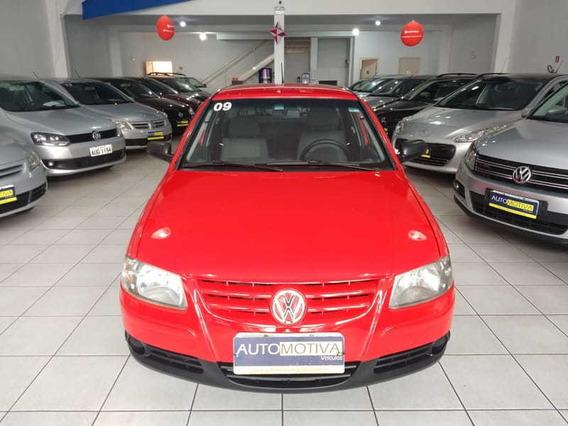 Volkswagen Parati 1.6 8v Flex 4p Manual 2009