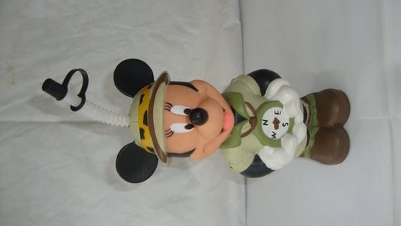 Squezze Mickey Safari Boneco