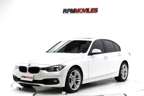 Bmw 320i 2.0t At 2017 Rpm Moviles
