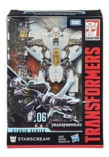 Transformer Mv6 Studio Series Voyager Starscream