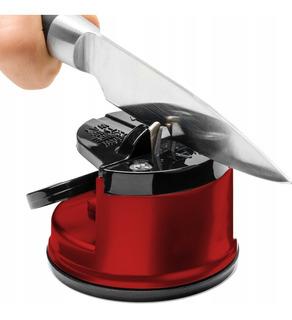 Afilador Cuchillos Cocina Profesional Chef Portatil Manual