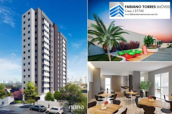 Apartamento A Venda Em São Paulo, Itaquera, 2 Dormitórios, 1 Banheiro, 1 Vaga - Alvorada