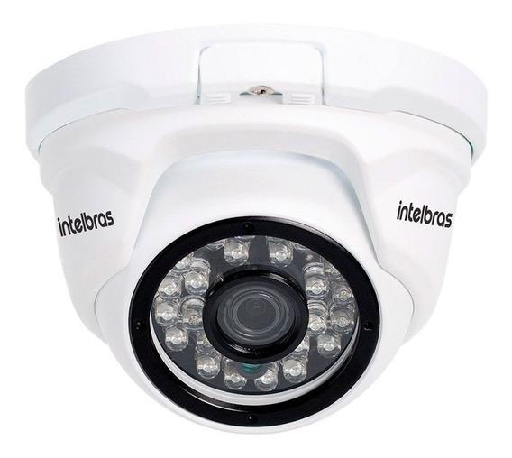 Camera De Segurança Intelbras Ip Vip 1120 D Dome G2
