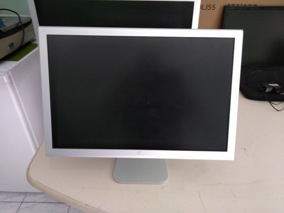 Monitor Apple Hd Cinema Display 20 Mod A1081 Defeito
