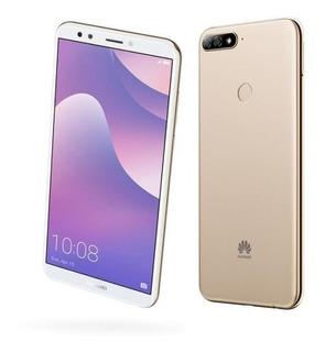 Huawei Y7 2018 16gb Ram 2gb Oferta, Nuevo, Garantia 1 Año