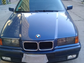 Bmw Serie 3 1.8 318ti Compact Full Aire Cuero Techo Intactos