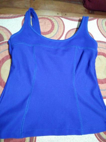 Musculosa Las Pepas Azul Francia Talle 1