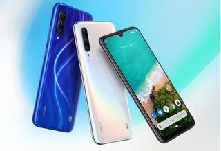 Xiaomi Mi A3 Dual Sim 64 Gb 4 Gb Ram (blanco Y Azul)