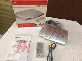 Gpx D108s Dvd Player - Top-load, Controle Remoto Bivolt