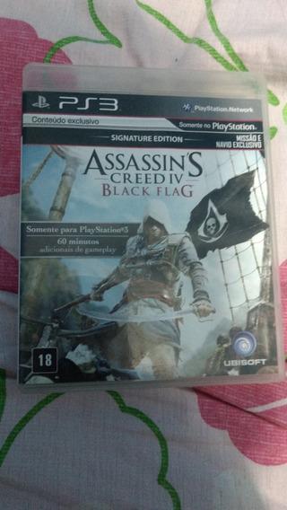Assassins Creed Iv Black Flag Original Para Ps3