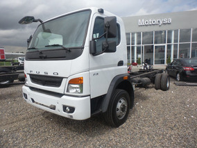 Nuevo Camion Fuso Fa 0 Kms Chasis