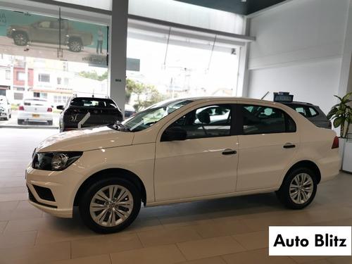 Volkswagen Voyage Trendline Automatico 2022