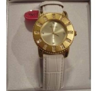 Relógio De Pulso Feminino Mondaine C/ Strass - 50% Off!