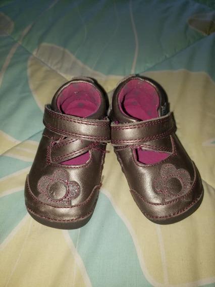 Zapatos Para Niñas Clarks Talla 2