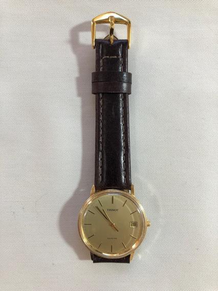 Relógio Tissot Seastar Ouro 14 K