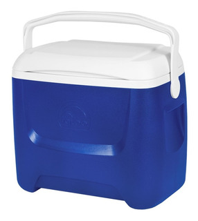 Caixa Térmica 26 Litros Island Breeze 28 Qt - Igloo Azul