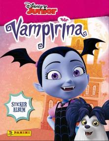 Álbum De Figurinhas Vampirina - Completo - Soltas Para Colar